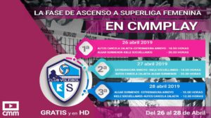 CMMPlay | Fase de ascenso a Superliga