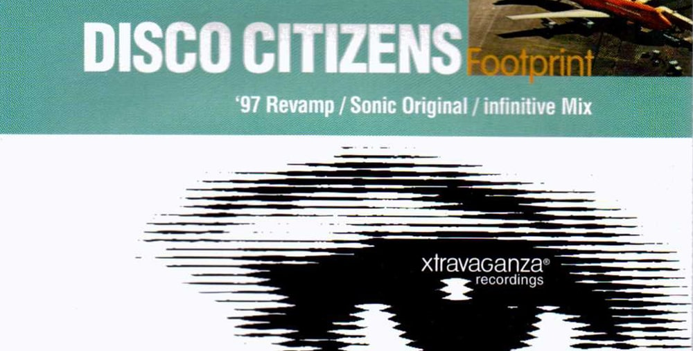 Leyenda 808 Radio: 'Footprint' de Disco Citizens (1997) #145