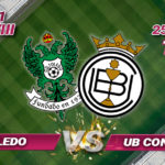 CMMPlay | CD Toledo - UB Conquense