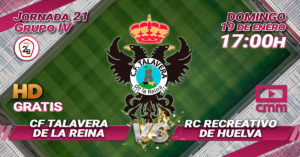 CMMPlay | CF Talavera - Recreativo de Huelva