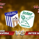 CMMPlay | Soliss FS Talavera - Inter Movistar