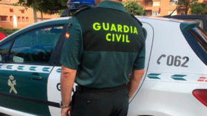 La Guardia Civil alerta de posibles