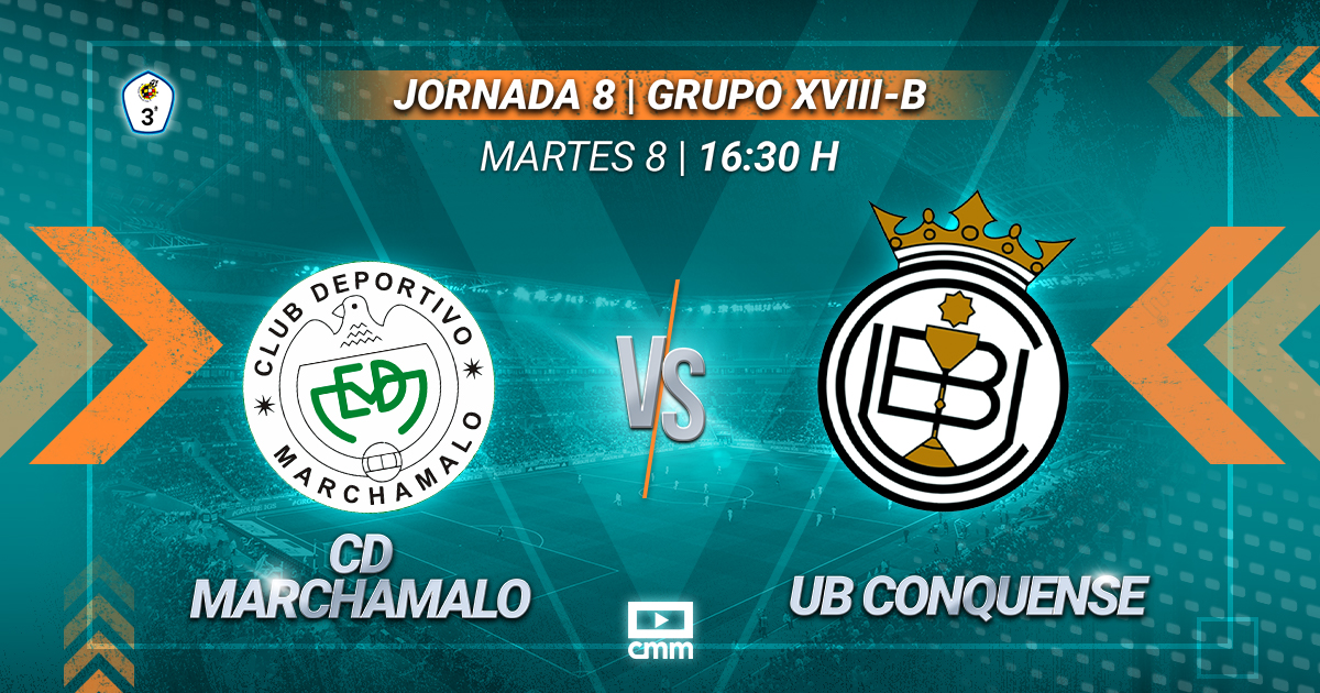 CMMPlay | CD Marchamalo - UB Conquense