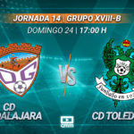 CMMPlay | CD Guadalajara - CD Toledo