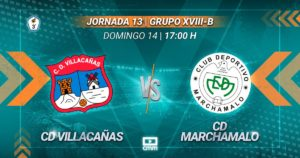 CMMPlay | CD Villacañas - CD Marchamalo
