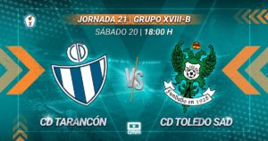 CMMPlay | CD Tarancón - CD Toledo