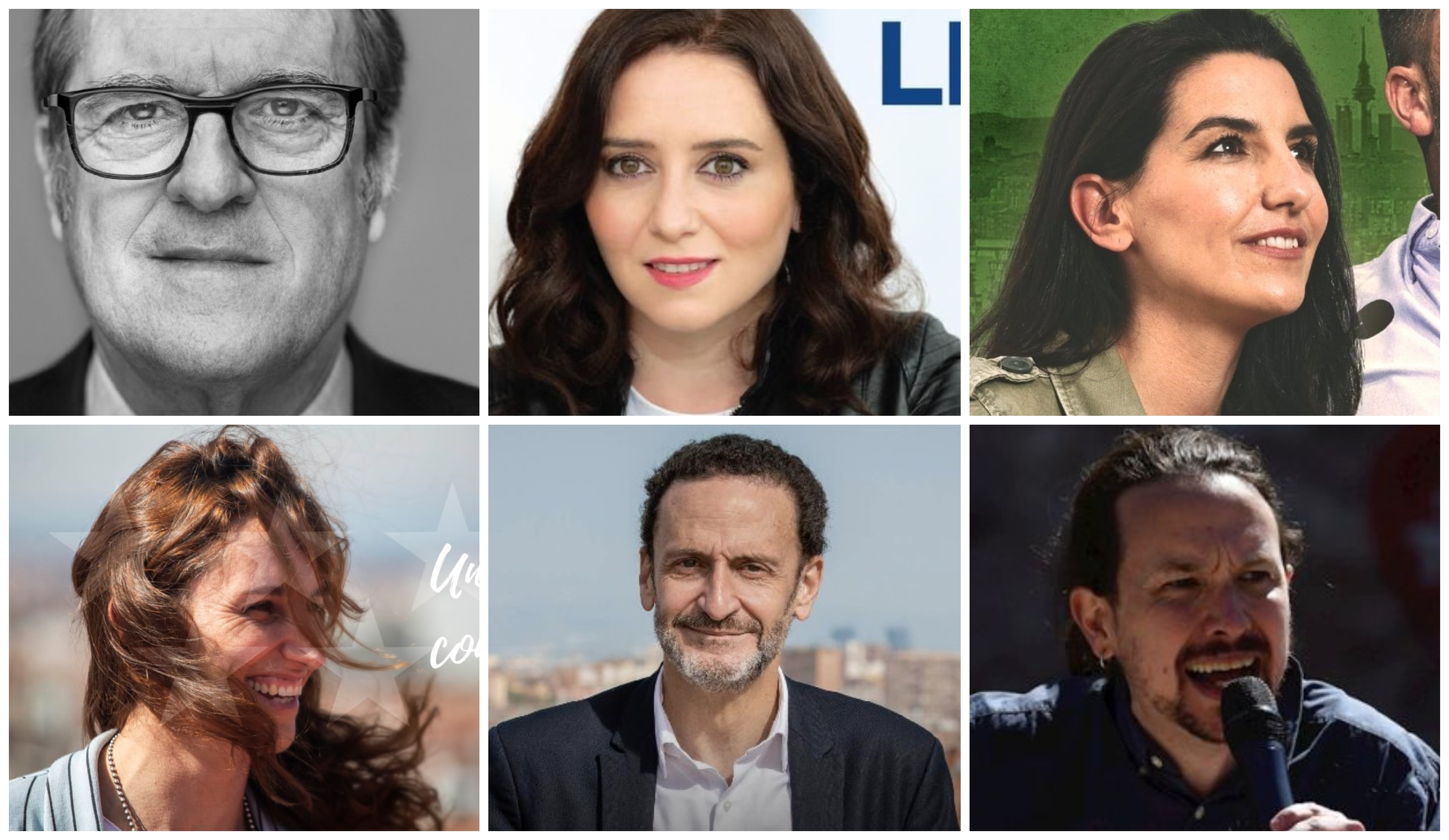 Candidatos Madrid
